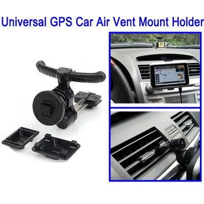 Universal GPS Car Air Vent Mount #Holder