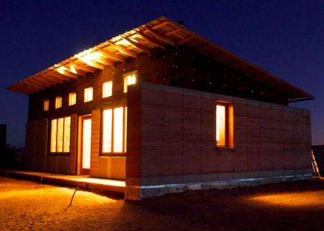 DesignBuildBluff: Sustainable Student Work Home Design Ideas
