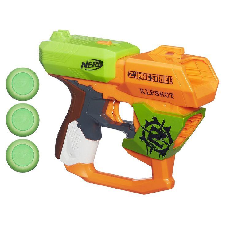 nerf zombie strike flipfury | Nerf Gun Attachments | Pinterest | Nerf gun  attachments and Guns