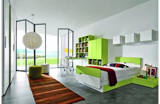 Casa Di Patsi - Έπιπλα και Ιδέες Διακόσμησης - Home Design ΜULTISPAZIO 12 - Παιδικο δωμάτιο - ΕΠΙΠΛΑ