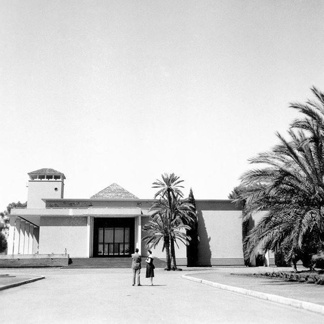 BACK TO MEMORIES : first Morocco's Casino, 1952, a living legend • #wonderful #casino #first #unique #marrakech #morocco #essaadi #fifties #blackandwhite #wonderful_places #memories #back #time #remember #souvenir