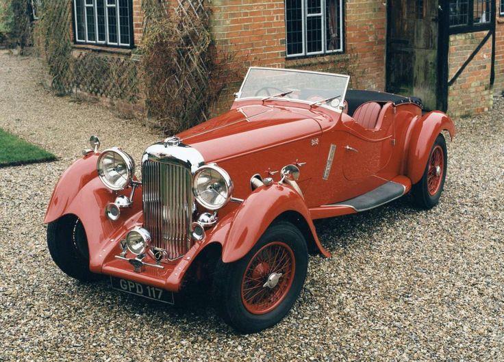 Old Cars   1939 Aston Martin Lagonda Rapide