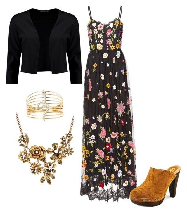 """""""Untitled #42"""" by diazw on Polyvore featuring Boohoo, Alice + Olivia, Sbicca, WithChic and Charlotte Russe"""