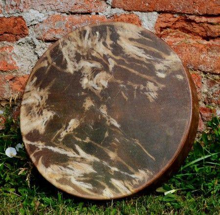 Šamanské bubny kruhové
