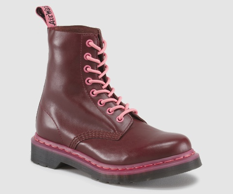 Dr Martens - 8 Eye PascalCherry