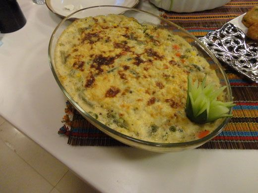 Macaroni And Vegetable Baked Recipe by Shireen Anwar – Recipes in Urdu & English