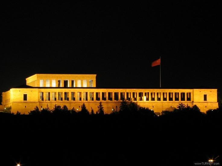 Tomb of Ataturk – Ankara /Turkey
