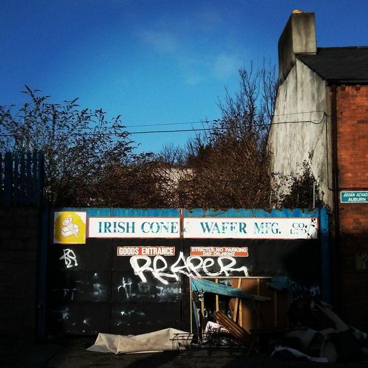 Irish Cone & Wafer Mfg, #Dublin8