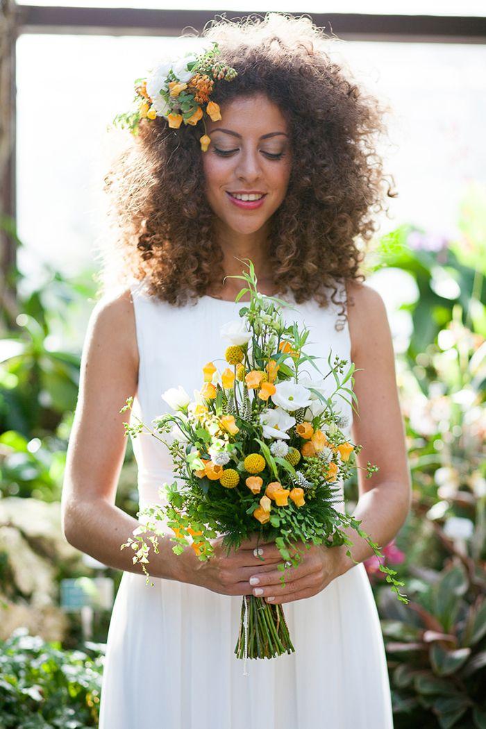 Blume Des Monats November Die Nadelkissen Protea Yellow Wedding