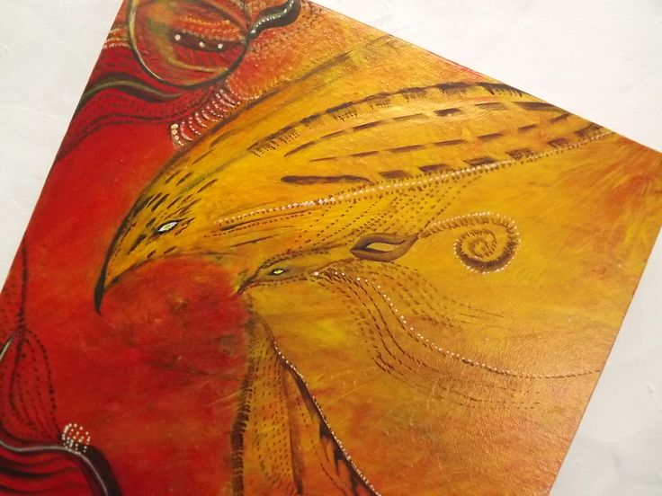 image evolves as bird, connectivity with nature, spirituality and creativity