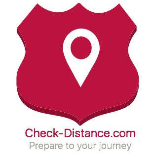 Amazing service that lets you calculate driving distance between two cities in US, check weather forecasts with :gas calculator: option