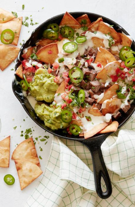 79 best missionary meals and ideas images on pinterest cooking grab the recipe for these carne asada skillet nachos that are loaded with cheese queso carne asada guacamole pico de gallo and more forumfinder Image collections
