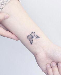 Butterfly by Mini Lau