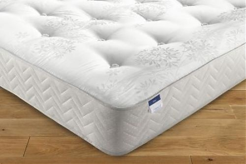 Silentnight Amsterdam Double Mattress with the miracoil spring