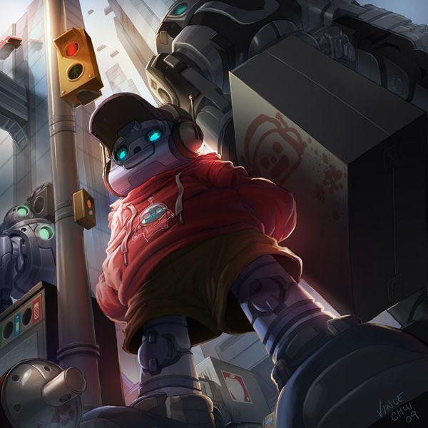 .: Vince Chui, Stateoftheart Humanoid, Graphics Art, 40 Stateoftheart, Humanoid Robots, Character Illustrations, Digital Art, Art Galleries, Robots Artworks