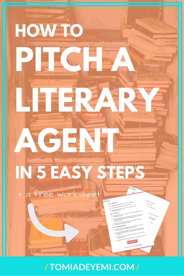 how to get a writing agent for tv writing