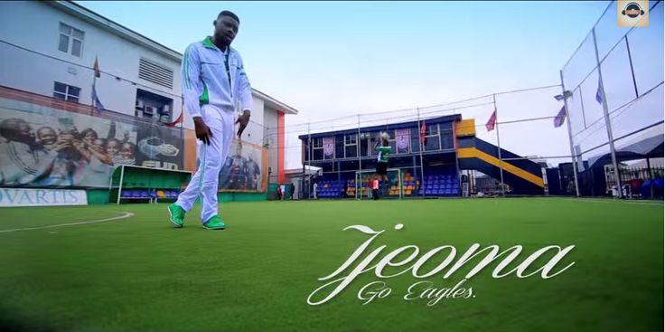 "MRSHUSTLE VIDEO CLIP: ""IJEOMA (GO EAGLES)"" BY UCEE BLACK"