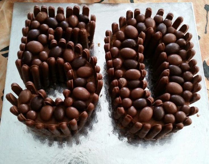 Yummy 50th Birthday Cake
