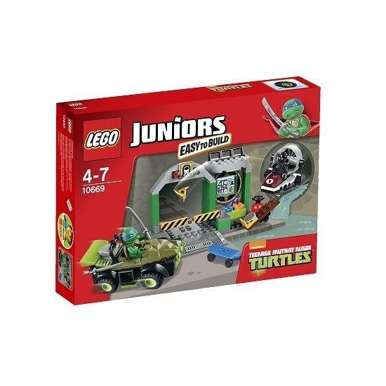 LEGO Junior 10669 Turtle Lair $39.99