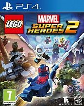 LEGO Marvel Superheroes 2 for PS4 to buy