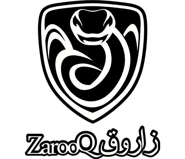 Zarooq Motors Logo Black