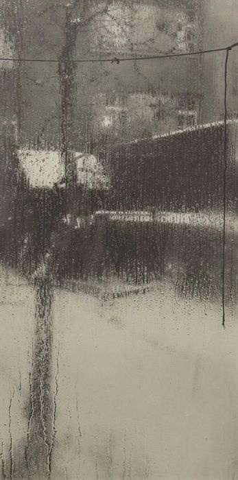 Josef Sudek, from the Window of My Atelier series, 1940-1945