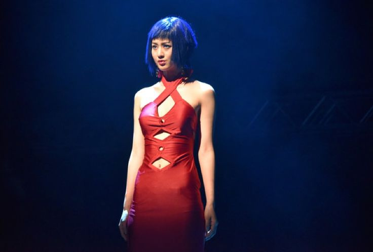 While the Hollywood Ghost in the Shell movie with Scarlett Johansson lurches…
