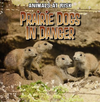 """Prairie dogs are often pictured """"kissing."""" They're actually touching teeth. It's how they recognize each other. These amazing animals also have a sophisticated kind of language. Unfortunately, intelligence isn't enough to save the five species of prairie dogs from extinction. Gr.2-4"""