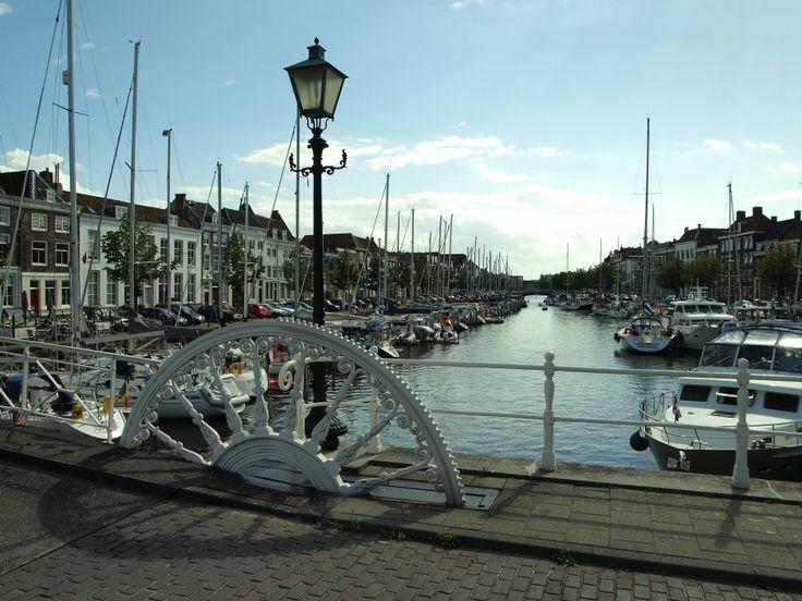 Middelburg   Zeeland op foto
