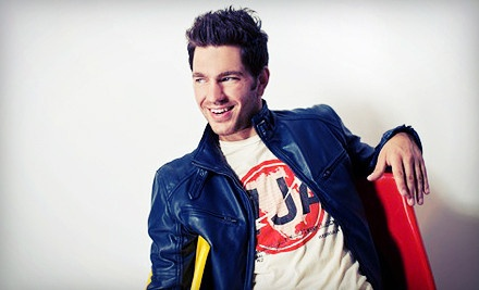 TULSA, OK - Andy Grammer – Cain's Ballroom  $24 for Andy Grammer Concert for Two on October 15 at 7:30 p.m