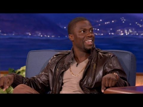 Kevin Hart Shot His Very First Sex Scene - CONAN on TBS - YouTube