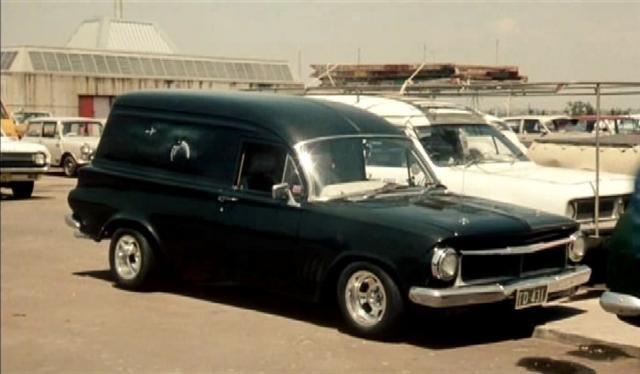 Holden EH Panel Van