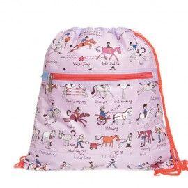Tyrrell Katz London - Horse Riding Kit Bag