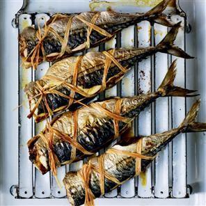 Goan-style stuffed mackerel Recipe   delicious. Magazine free recipes