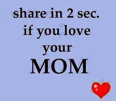 Always love you mama