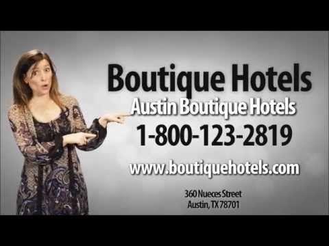 Downtown Austin Boutique Hotel - Downtown Austin Hotel - Hotels in Downtown Austin - YouTube