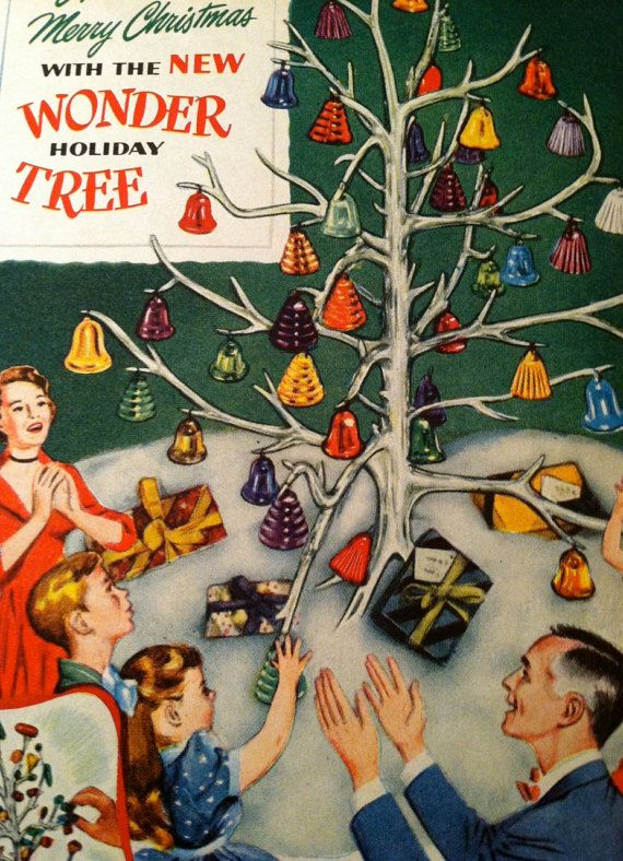 Vintage 1950 S Christmas