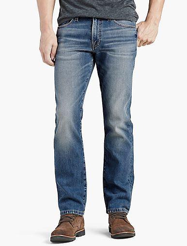 Lucky Brand — 221 Original Straight jeans