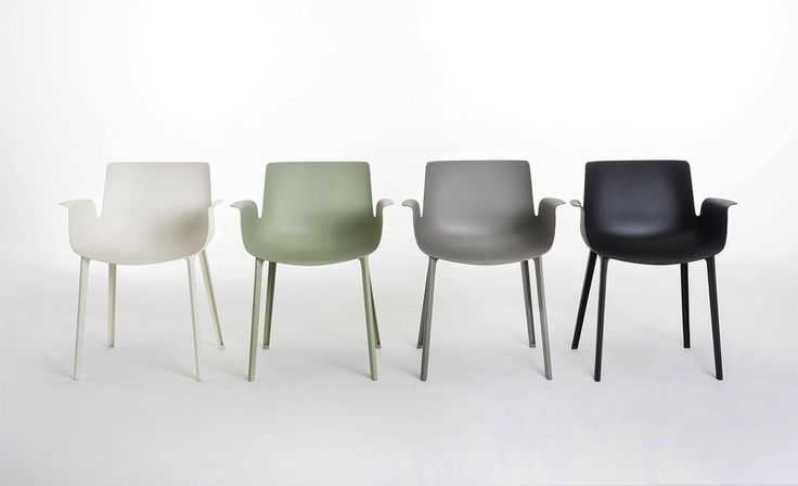 Objects: Piuma by Kartell, the chair light as a feather | Kartell: Piuma by Piero Lissoni.