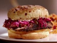 Jewish Brisket Sandwich -Food Network Sandwich King