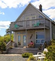 Emsik Beach House in Port Joli is a delightful Nova Scotia beach house that sleeps 4 people.