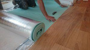 Underfloor Insulation For Laminate Flooring
