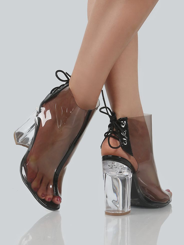 Sailor - Zapatos de Tacón Mujer, Color Negro, Talla 3 UK (36 EU) Kurt Geiger