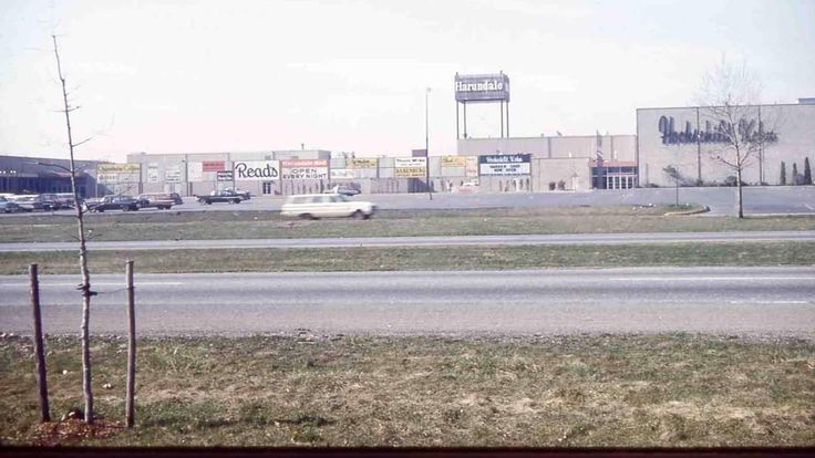 Harundale Mall - Glen Burnie - gone but not forgotten!