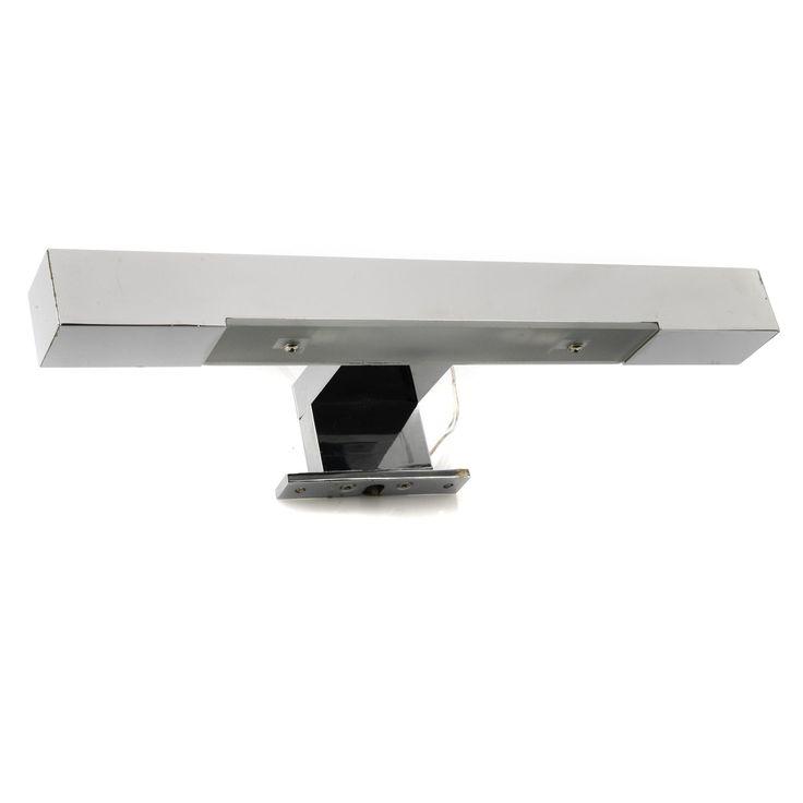 Spot halogène de salle de bains Chrome - Newport Lum. - Les appliques de salle de bain - Appliques et spots - Luminaires - Décoration d'intérieur - Alinéa
