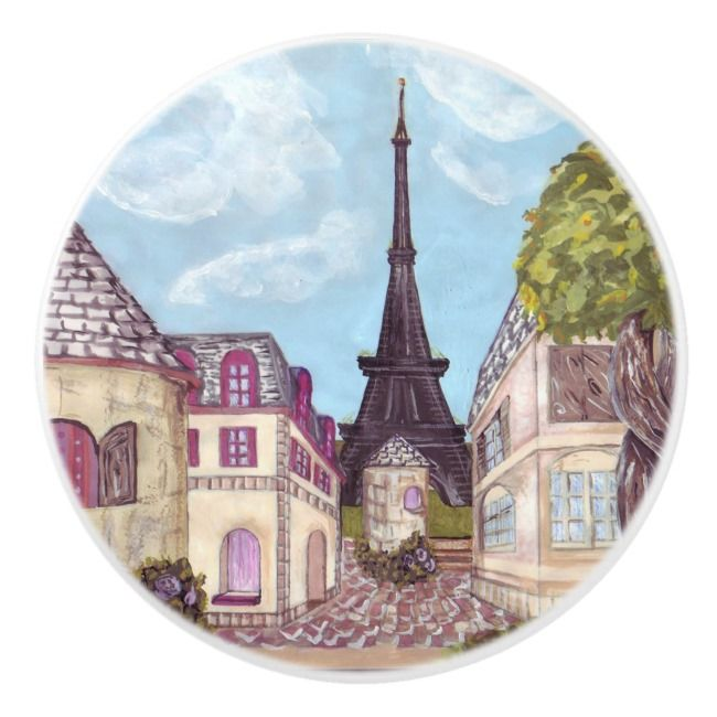 Paris Eiffel Tower inspired landscape drawer knob https://www.zazzle.com/paris_eiffel_tower_inspired_landscape_drawer_knob_ceramic_knob-256308928511702305 Paris Eiffel Tower inspired landscape drawer knob Ceramic Knob #Paris #EiffelTower #inspired #landscape #drawer #knob #Ceramic #Knob #painting #homedecor #forsale #onsale #sale #save #15% #off #use #promo #code #STUCKONYOU40 #February7th #February7 #Tuesday #Zazzle