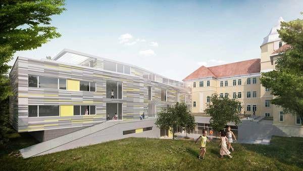 Wien: Neue Räume für Schulen in Mariahilf, Liesing und Floridsdorf