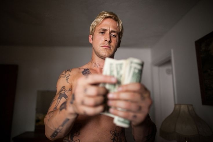 "The Many Tattoos Of Ryan Gosling In ""The Place Beyond The Pines"""