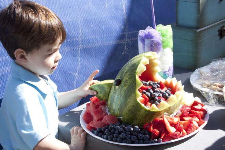 Aquarium/Under the Sea Birthday Party Ideas | Photo 5 of 25 | Catch My Party