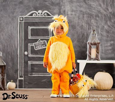 Dr. Seuss; The Lorax Baby Costume